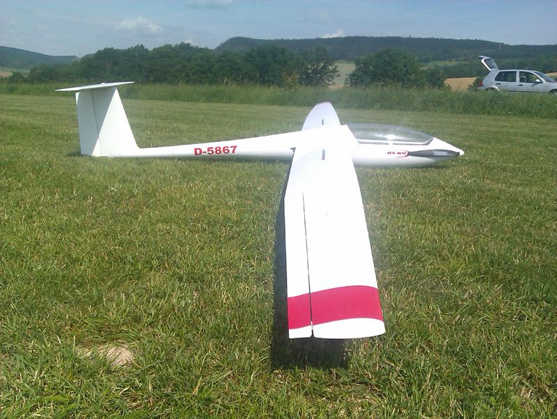 ASW 19 375 cm, RC-Tronics-Topp-Rippin e.K